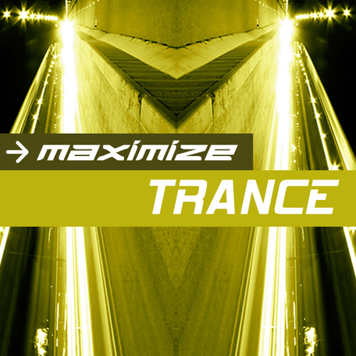 Album Art - Maximize Trance Volume 1