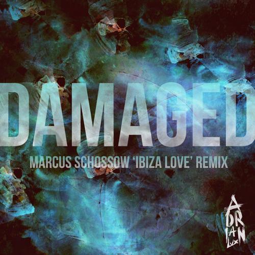 Album Art - Damaged - Marcus Schossow 'Ibiza Love' Remix