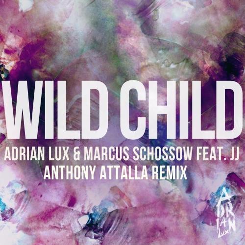 Album Art - Wild Child - Anthony Attalla Remix