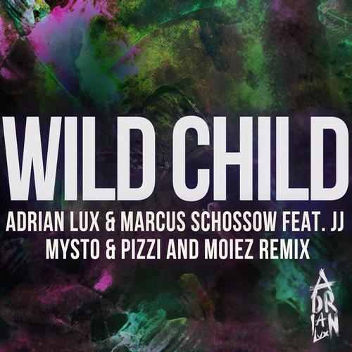 Album Art - Wild Child - Mysto & Pizzi and Moiez Remix