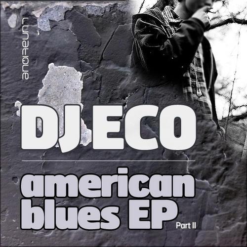 Album Art - American Blues EP Part 2