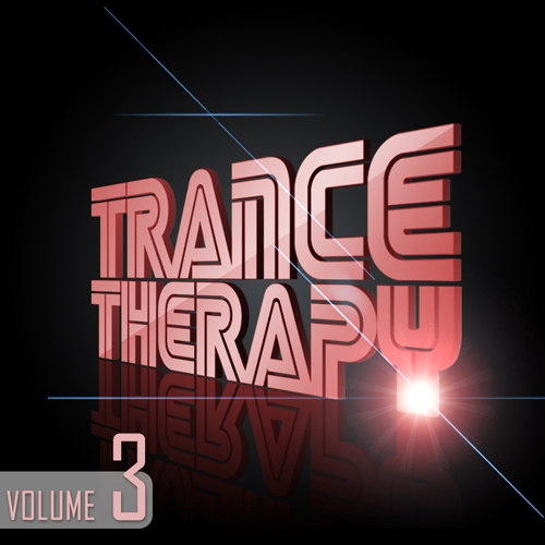 Album Art - Trance Therapy Volume 3