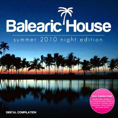 Album Art - Balearic House Summer 2010 Night Edition