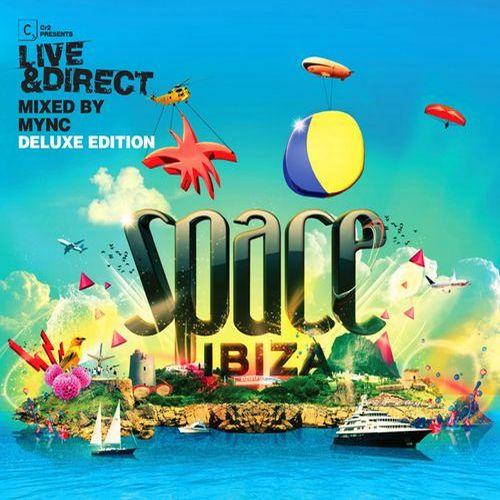 Album Art - Space Ibiza - Beatport Exclusive Version