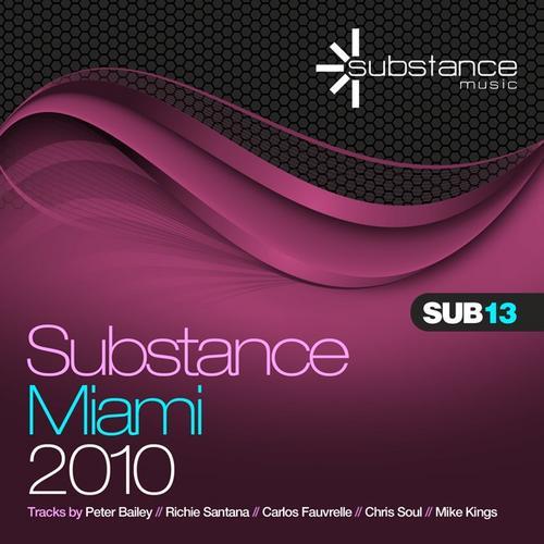 Album Art - Substance Miami 2010