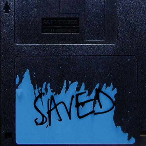 Album Art - Saved 2011 Sampler
