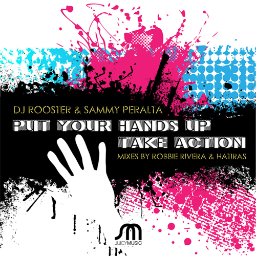 Album Art - Put Your Hands Up / Take Action