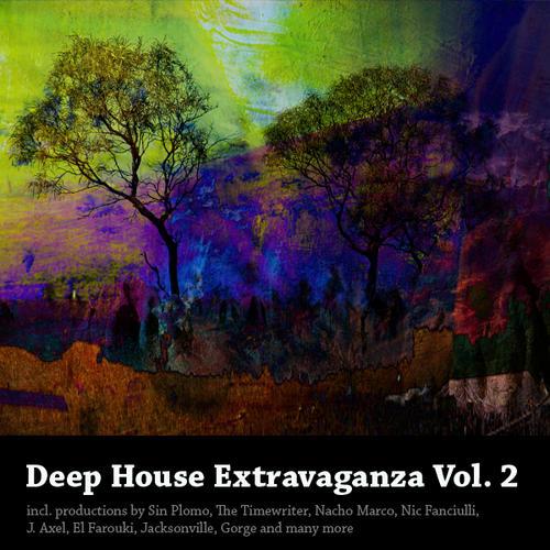 Album Art - Deep House Extravaganza Volume 2