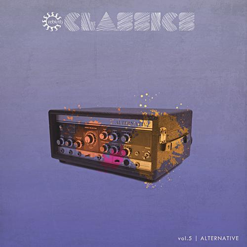 Album Art - Rebirth Classics - Alternative
