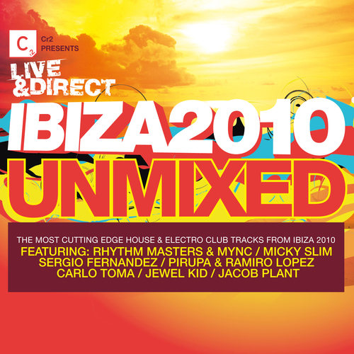 Album Art - Ibiza 2010 - Unmixed - Beatport Exclusive