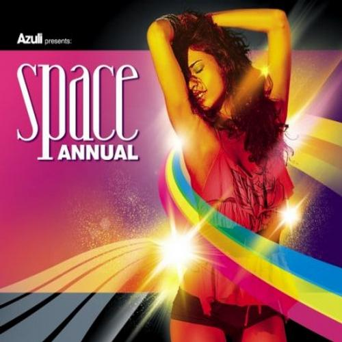 Album Art - Azuli Presents Space Annual 2008 : Mixed