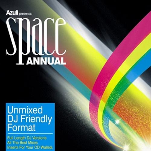 Album Art - Azuli Presents Space Annual : Unmixed