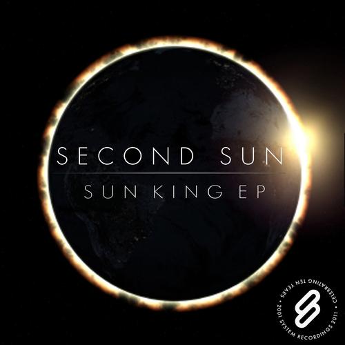 Album Art - Sun King EP