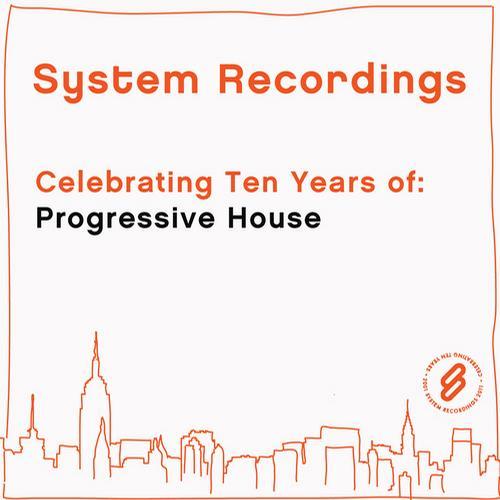 Album Art - Celebrating Ten Years Of: Progressive House