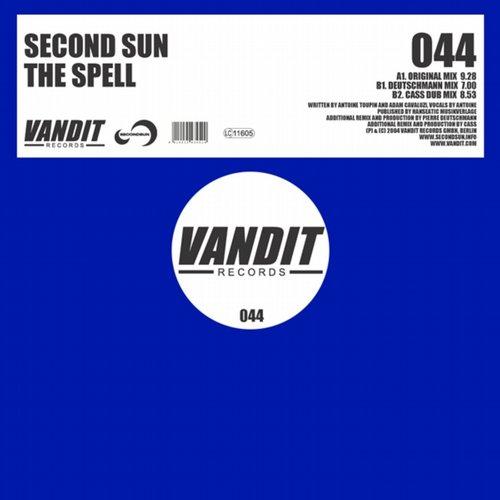 Album Art - The Spell