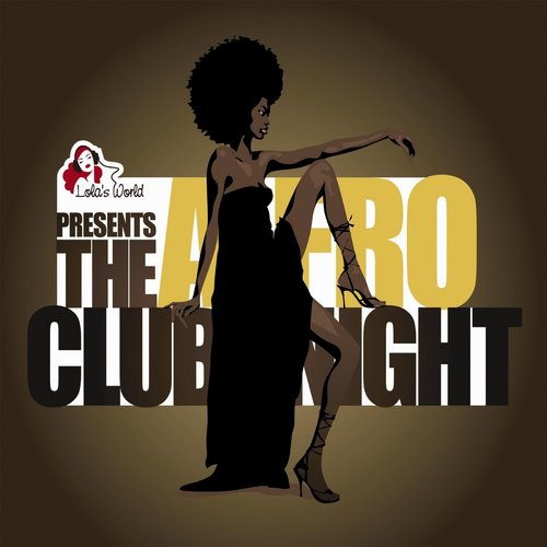 Album Art - The Afro Club Night