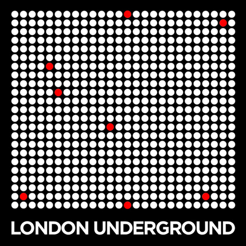 Album Art - London Underground
