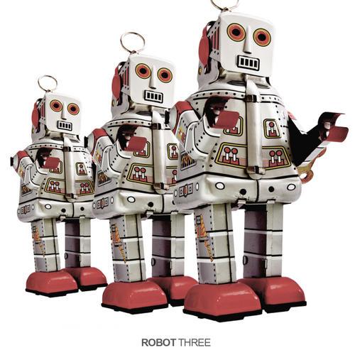 Album Art - Robot - Three