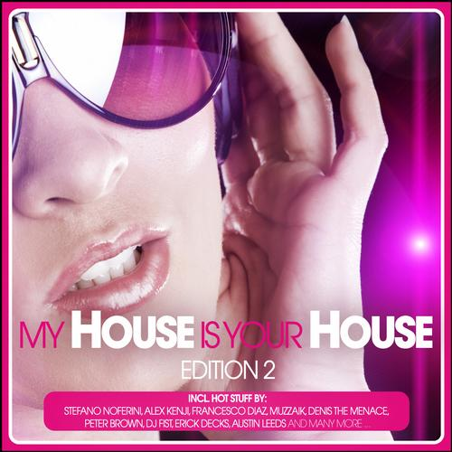 Album Art - My House Is Your House - Edition 2
