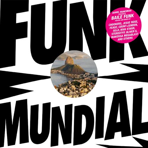 Album Art - Funk Mundial #9