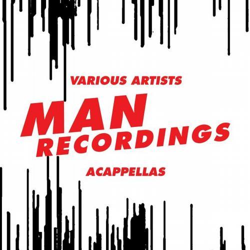 Album Art - Man Recordings Acappellas