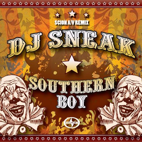 Album Art - Scion A/V Remix: DJ Sneak Southern Boy