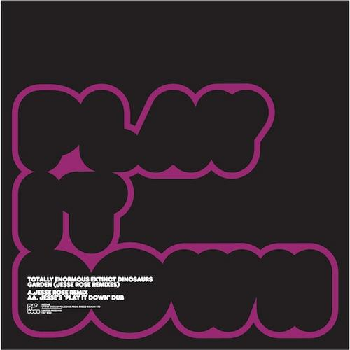 Album Art - Garden (Jesse Rose Remixes)