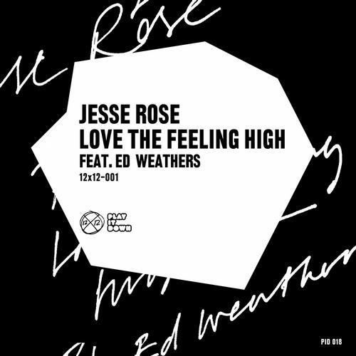 Album Art - Love The Feeling High