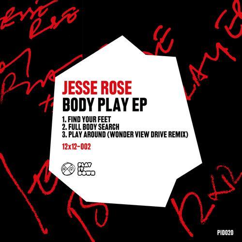 Body Play EP Album Art