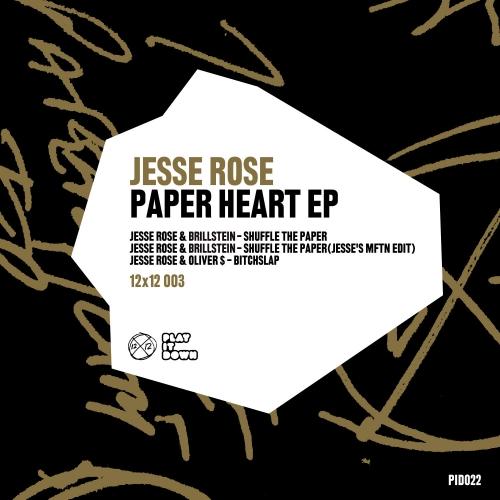 Paper Heart EP Album Art