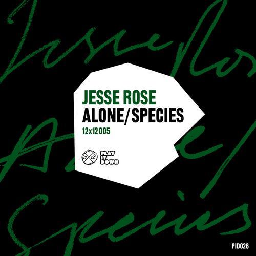 Album Art - Alone / Species