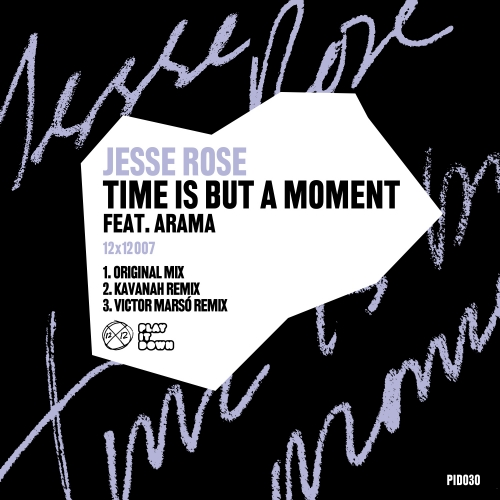 Album Art - Time Is But A Moment