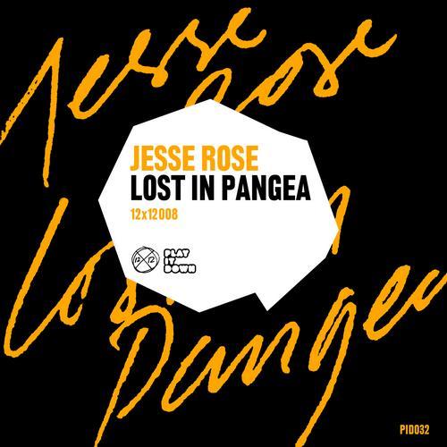 Album Art - Lost In Pangea