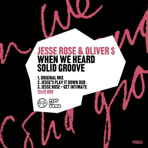 Album Art - When We Heard Solid Groove