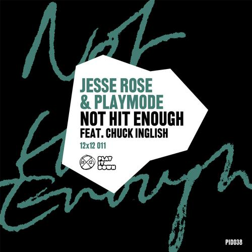Album Art - Not Hit Enough Feat. Chuck Inglish