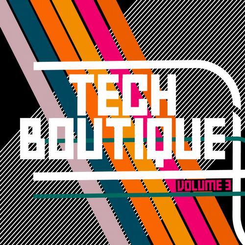 Album Art - Tech Boutique Vol. 3