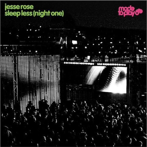 Album Art - Sleep Less (Night One)