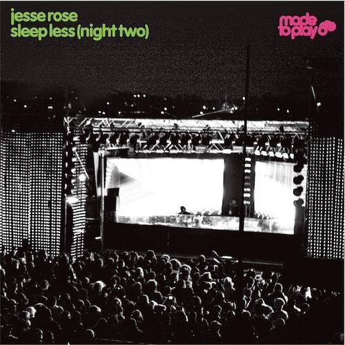 Album Art - Sleep Less (Night Two)