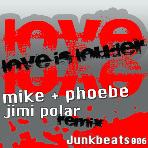 Album Art - Love Is Louder