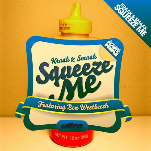 Album Art - Squeeze Me (The Remixes)