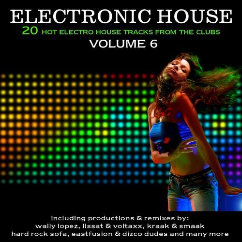 Album Art - Electronic House, Vol. 6