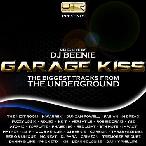Album Art - Garage Kiss - Sounds Of The Underground Volume 1