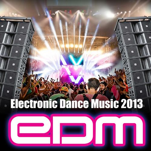 Album Art - Electronic Dance Music EDM 2013