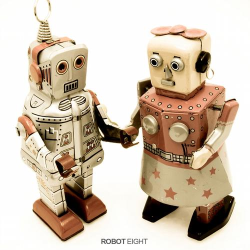 Album Art - Robot - Eight
