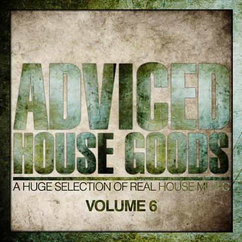 Album Art - Adviced House Goods - Volume 6