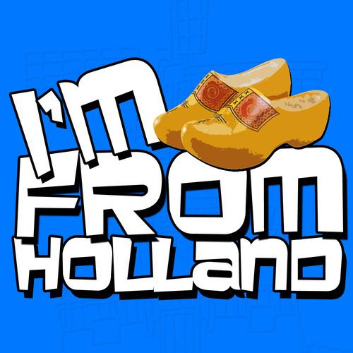 Album Art - I'm From Holland