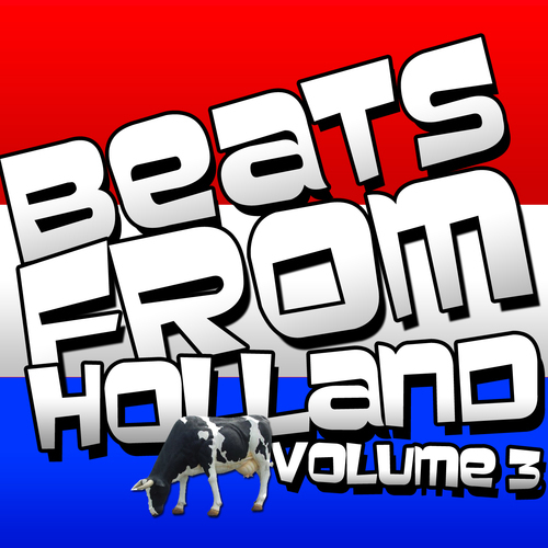 Beats From Holland Volume 3 Album Art