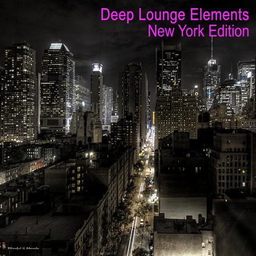 Deep Lounge Elements - New York Edition Album Art