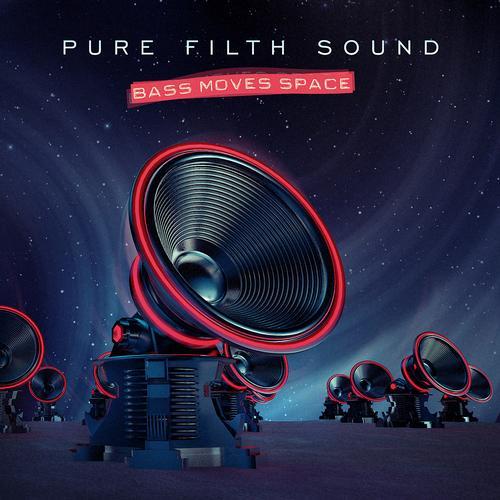 Album Art - Bass Moves Space