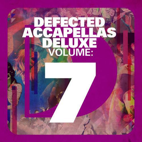 Album Art - Defected Accapellas Deluxe Volume 7